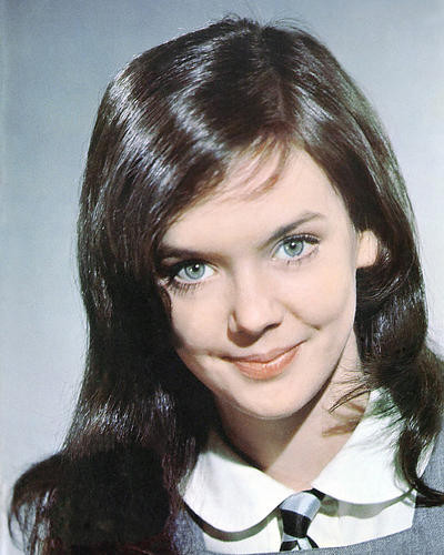 This is an image of 277189 Pamela Franklin Photograph & Poster
