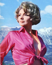 This is an image of 277198 Sylva Koscina Photograph & Poster