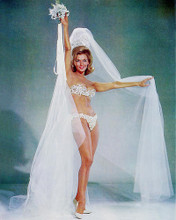 This is an image of 277199 Nancy Kovack Photograph & Poster