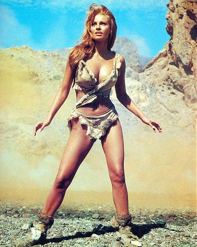 This is an image of 277218 Raquel Welch Photograph & Poster
