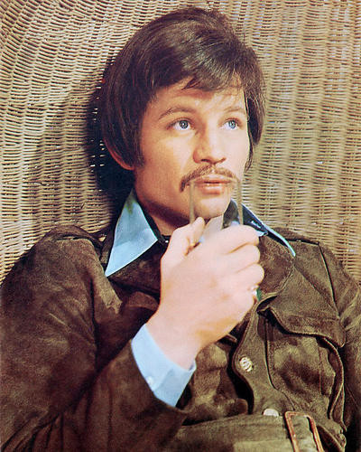 This is an image of 277220 Michael York Photograph & Poster
