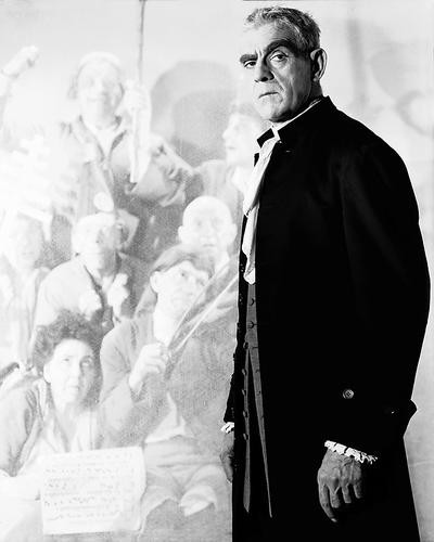 This is an image of 188470 Boris Karloff Photograph & Poster