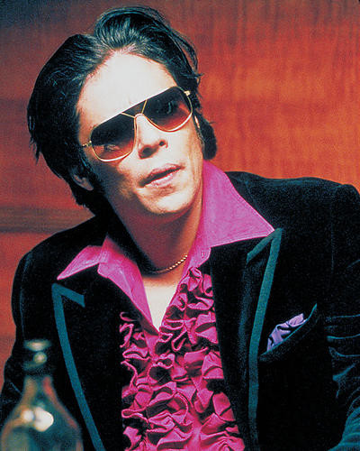 This is an image of 277753 Benicio Del Toro Photograph & Poster