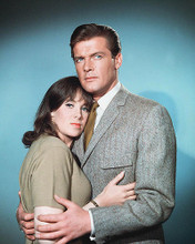 This is an image of 277803 Roger Moore Photograph & Poster