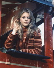 This is an image of 277854 Lindsay Wagner Photograph & Poster