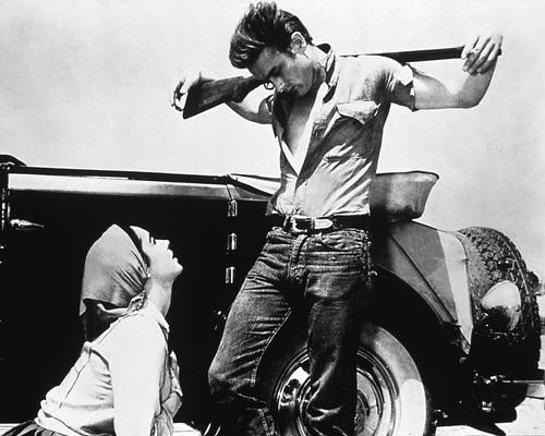 This is an image of 187117 James Dean Photograph & Poster