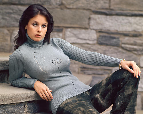 This is an image of 271858 Lana Wood Photograph & Poster