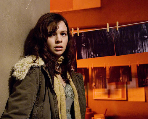 This is an image of 273250 Amber Tamblyn Photograph & Poster