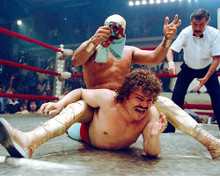 This is an image of 273428 Nacho Libre Photograph & Poster