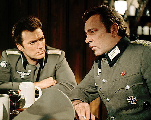 This is an image of 273725 Where Eagles Dare Photograph & Poster