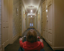 This is an image of 274255 The Shining Photograph & Poster