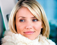 This is an image of 274561 Cameron Diaz Photograph & Poster