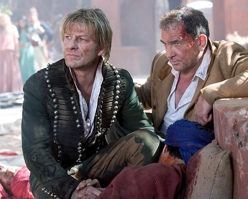 This is an image of 275159 Sean Bean Photograph & Poster
