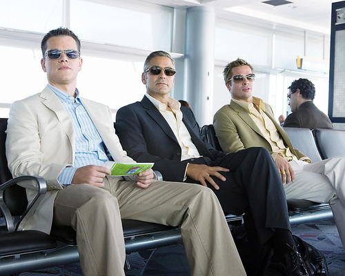 This is an image of 275503 Ocean's Thirteen Photograph & Poster
