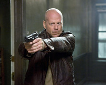 This is an image of 275570 Bruce Willis Photograph & Poster