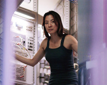 This is an image of 275574 Michelle Yeoh Photograph & Poster