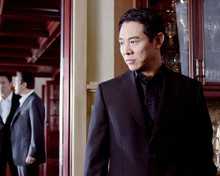 This is an image of 276293 Jet Li Photograph & Poster