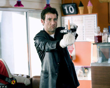 This is an image of 276342 Clive Owen Photograph & Poster