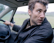 This is an image of 277018 Clive Owen Photograph & Poster