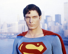 This is an image of 277089 Christopher Reeve Photograph & Poster