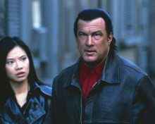 This is an image of 277830 Steven Seagal Photograph & Poster