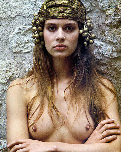 This is an image of 222184 Nastassia Kinski Photograph & Poster