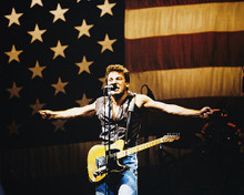 This is an image of 211436 Bruce Springsteen Photograph & Poster