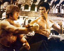 This is an image of 230573 Bruce Lee Photograph & Poster