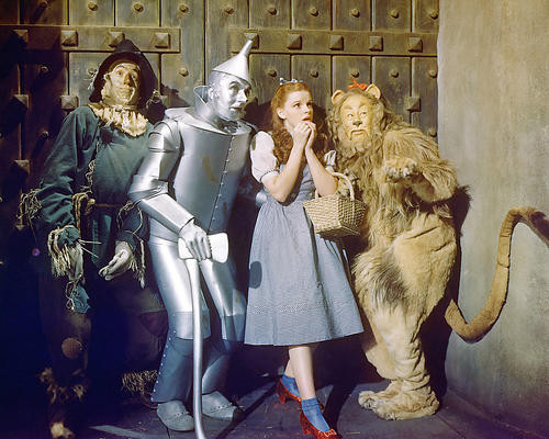 This is an image of 253934 The Wizard of Oz Photograph & Poster
