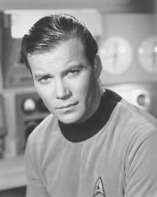 This is an image of 171055 William Shatner Photograph & Poster