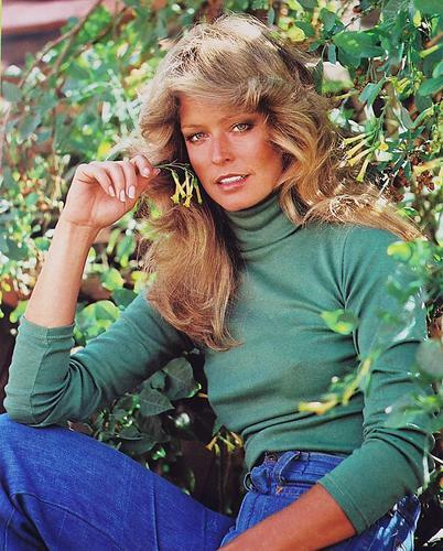 This is an image of 217232 Farrah Fawcett Photograph & Poster