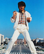 This is an image of 236251 Jackie Chan Photograph & Poster