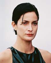 This is an image of 241367 Carrie-Anne Moss Photograph & Poster