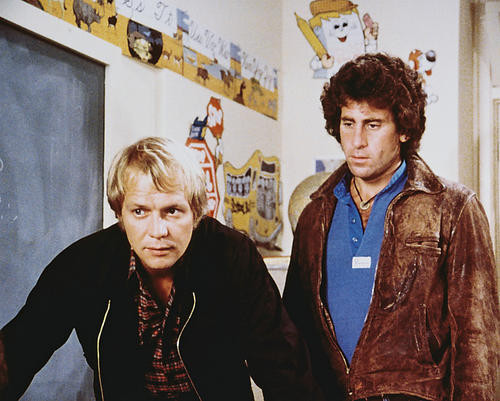 This is an image of 253161 Starsky and Hutch Photograph & Poster