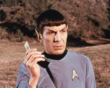 This is an image of 254608 Leonard Nimoy Photograph & Poster
