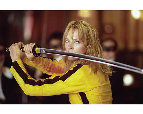 This is an image of 255463 Uma Thurman Photograph & Poster