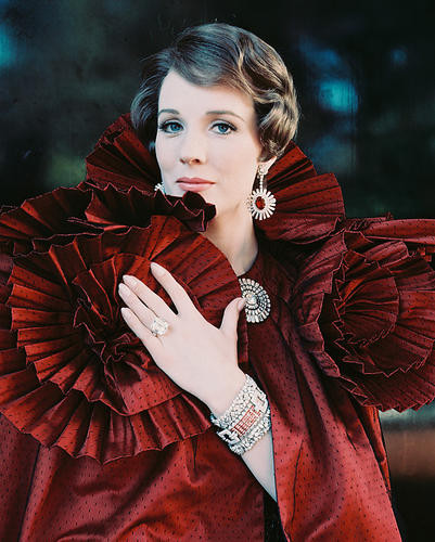 This is an image of 235391 Julie Andrews Photograph & Poster