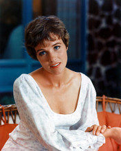 This is an image of 223897 Julie Andrews Photograph & Poster