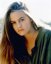 This is an image of 221774 Alicia Silverstone Photograph & Poster