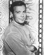 This is an image of 171602 William Shatner Photograph & Poster