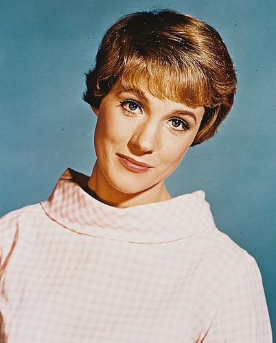 This is an image of 212689 Julie Andrews Photograph & Poster