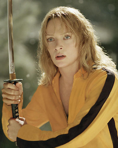 This is an image of 258753 Uma Thurman Photograph & Poster