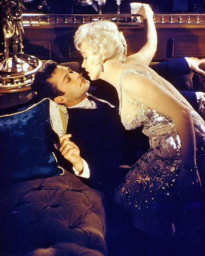 This is an image of 261403 Some Like It Hot Photograph & Poster
