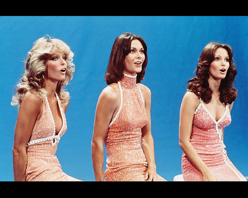 This is an image of 234519 Charlie's Angels Photograph & Poster