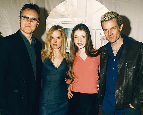 This is an image of 248027 Buffy the Vampire Slayer Photograph & Poster