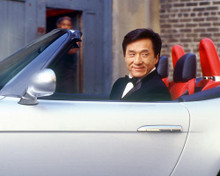 This is an image of 250126 Jackie Chan Photograph & Poster