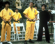 This is an image of 256782 Bruce Lee Photograph & Poster