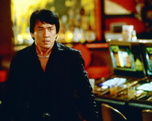This is an image of 248042 Jackie Chan Photograph & Poster
