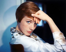 This is an image of 258387 Julie Andrews Photograph & Poster