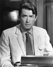 This is an image of 192560 Gregory Peck Photograph & Poster